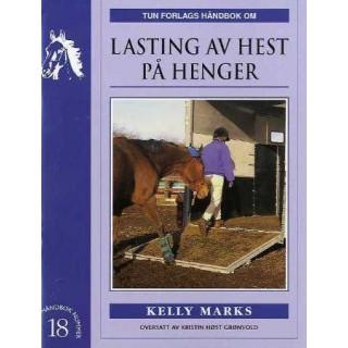 Hefte lasting av hest