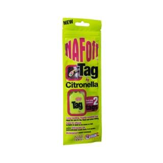 """NAF OFF Citronella """"Tags"""""""