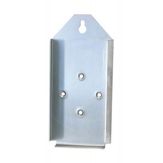 Saltsteinholder aluminium 2 kg