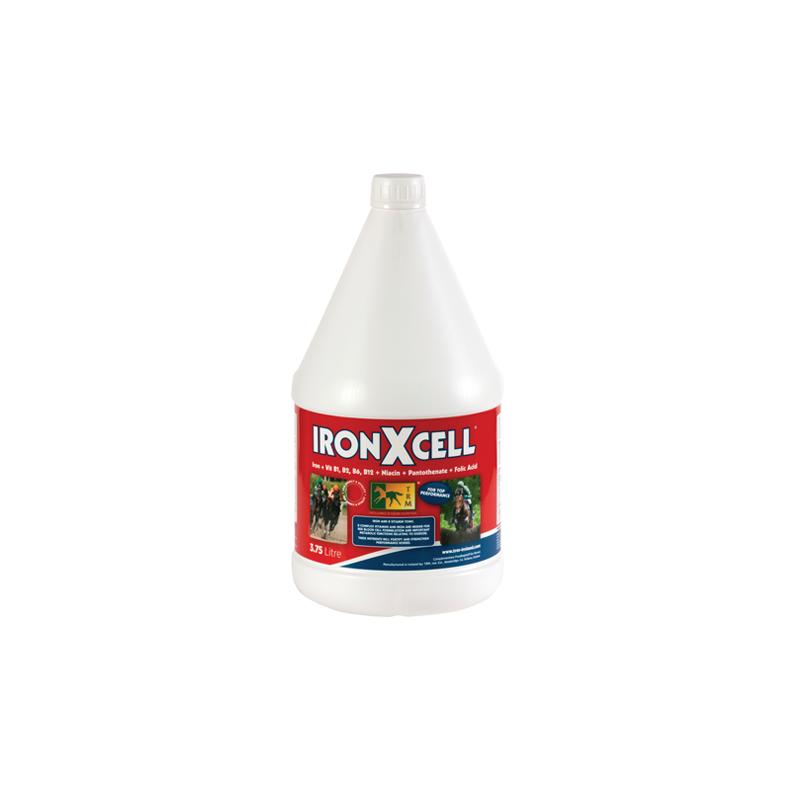 IronXcell TRM