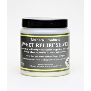 Sweet Relief Silver Cream