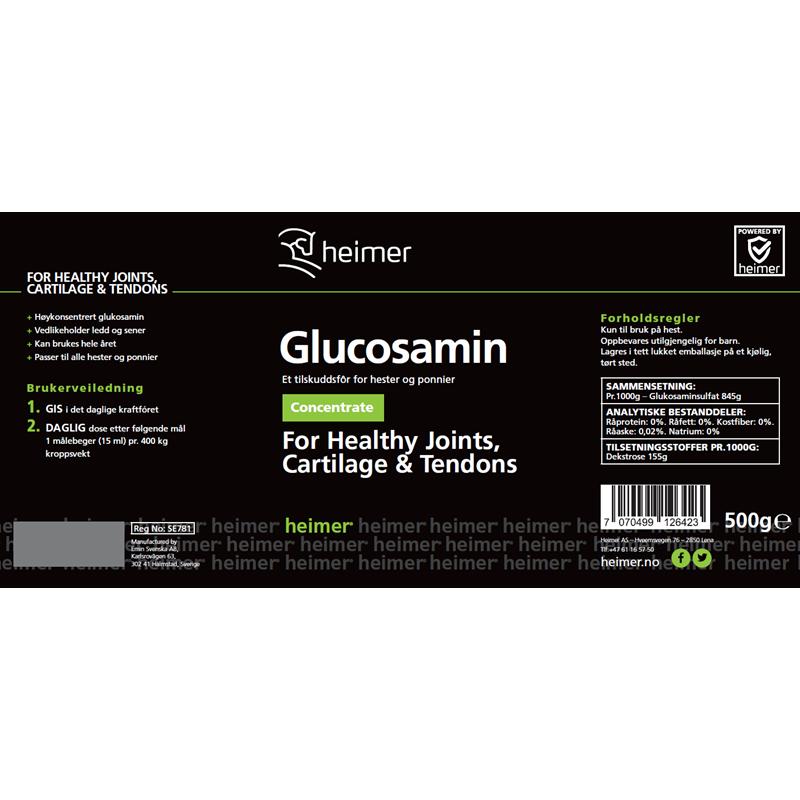 GLUCOSAMIN Heimer