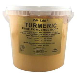 TURMERIC Gold Label