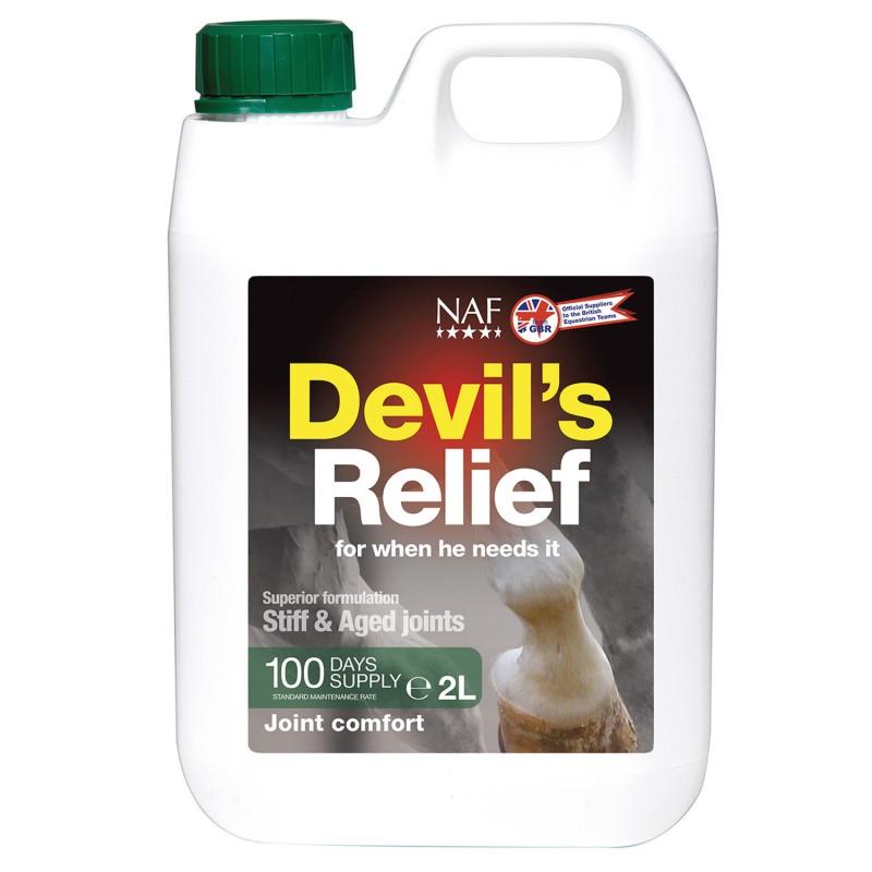 Devil s relief NAF